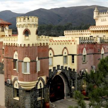 El Castillo frente
