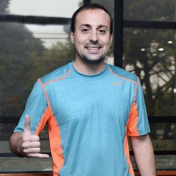 Adrián Lucero islas galápagos Ecuador competencia running carreras triatlón