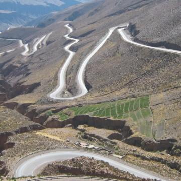 Cuesta de Lipán, Jujuy, Purmamarca, montañas