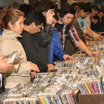 noche de las disquerias, discos, festival