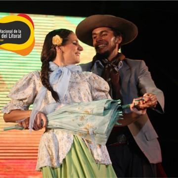 Festival de música del litoral, Posadas, Misiones, Folklore, danza