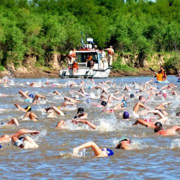 aguas abiertas, maratones, nadador