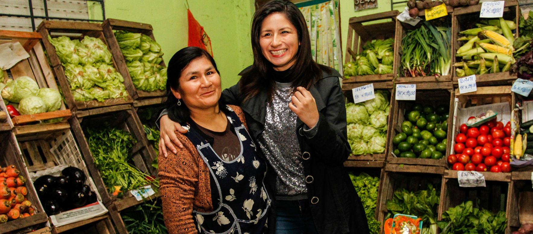 De la verduler a a la alta costura for Chimentos de hoy en argentina