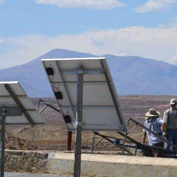 energía solar, Salta, ecología