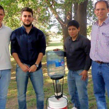Agua filtrada, Guillermo Kozameh, arsenico