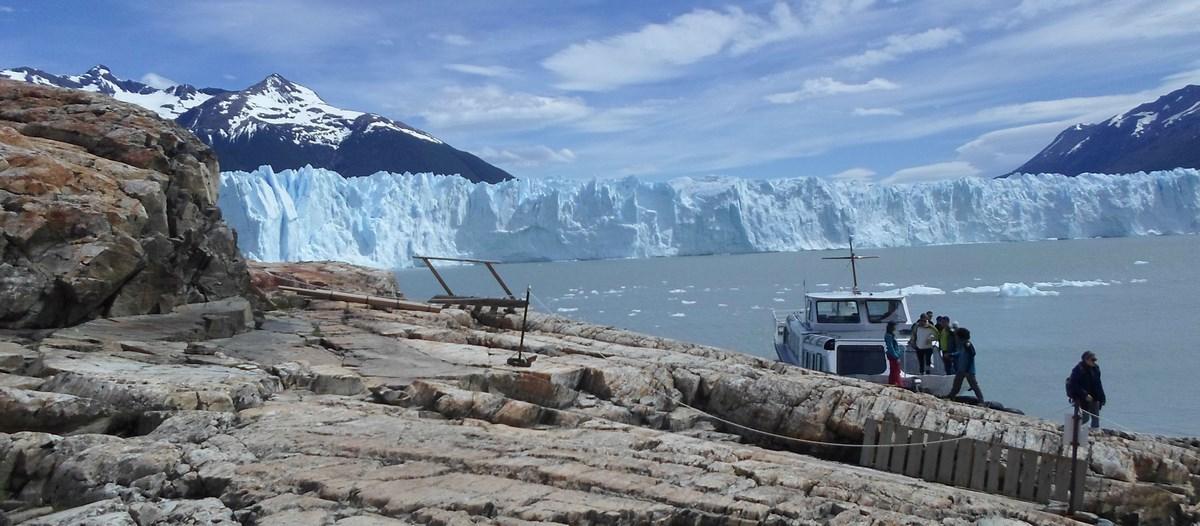 Glaciar Perito Moreno, turismo, Calafate, Santa Cruz