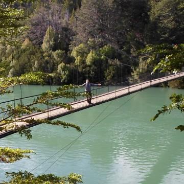 Parque Nacional los Alerces, turismo, ecología