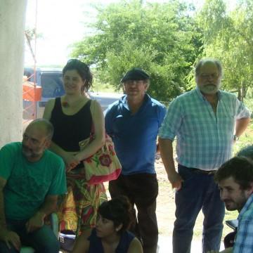 radio, agricultores, Cañuelas