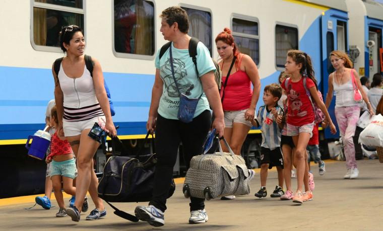 servicios, tren, turismo, Navidad, fiestas