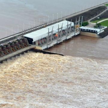 Concordia Inundación Paraná