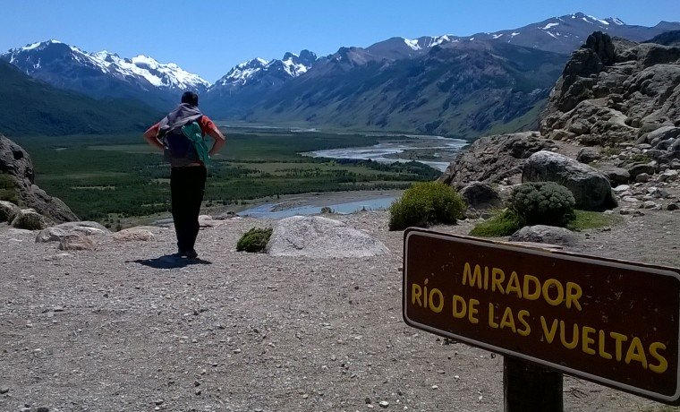 El Chaltén, Parque Nacional los Glaciares, Santa Cruz, turismo, senderos