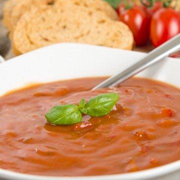 Tomato & Red Pepper Soup
