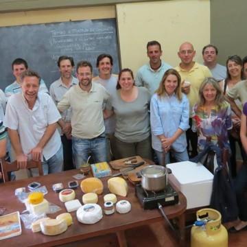 INTI, quesos, Córdoba, produccion, leche, lácteos