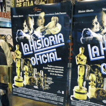 Pelicula estreno cine La historia oficial