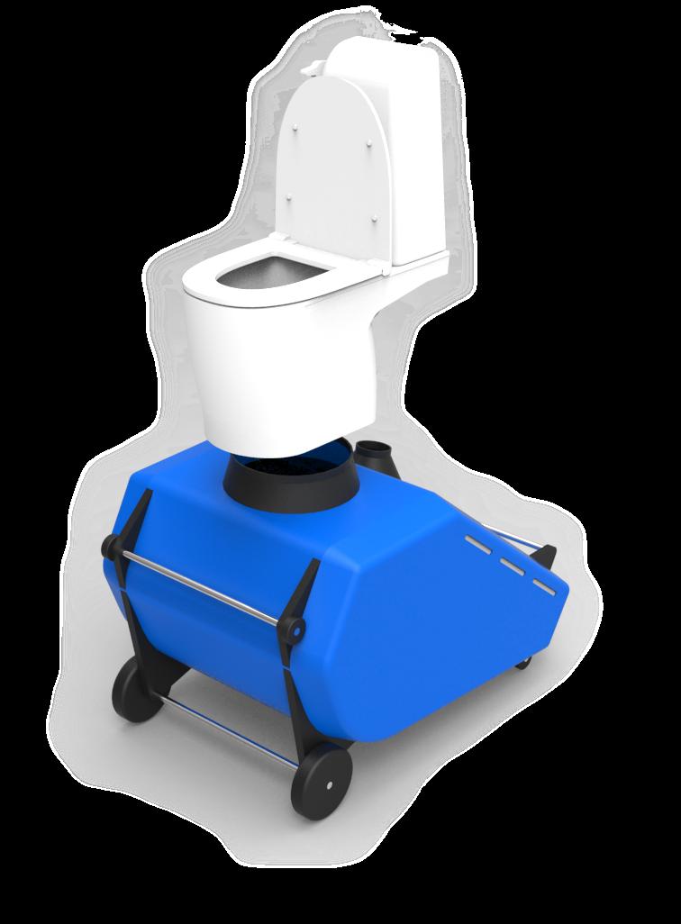 Inodoro Para Baño Seco:En Córdoba diseñan los baños secos