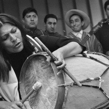 música, Mercedes Sosa, cultura