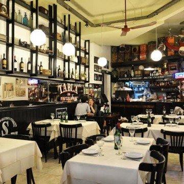 Viejo Derby, cena, restorante