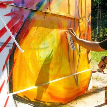 colectivo, arte, pintura