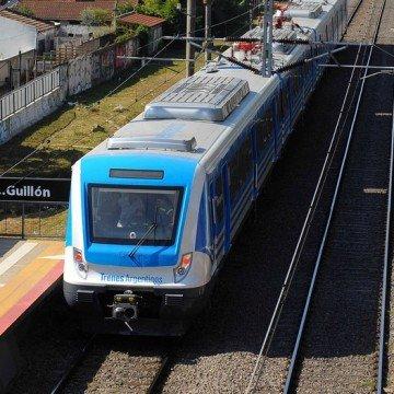 viajar aumento tren