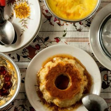 receta, postre, alimentación