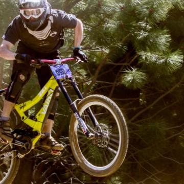 bicicleta, competencia, Esquel