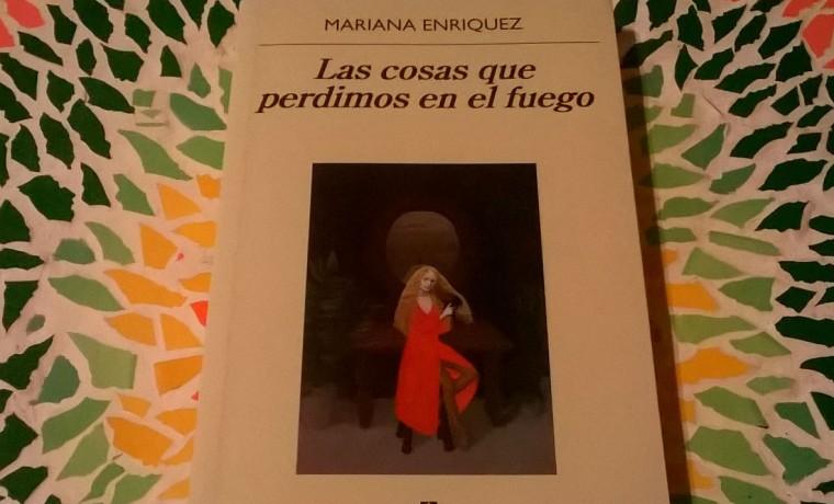 Mariana Enriquez, libro, cuentos, cultura