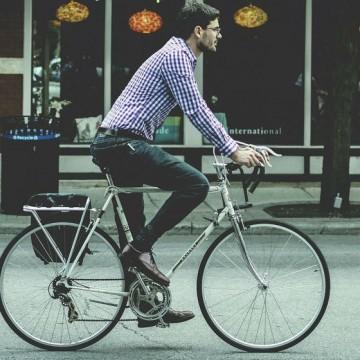 Bahía Blanca, bicicletas, campaña