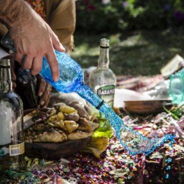 Pachamama, Salta, tradición