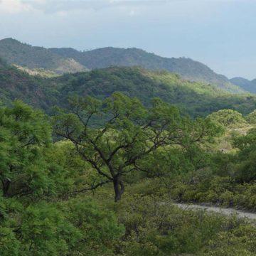 estancia Pinas, Córdoba, Parque Nacional