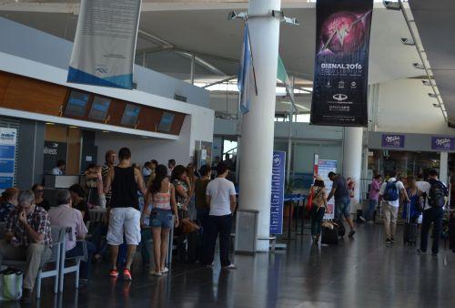 Aeropuerto hall