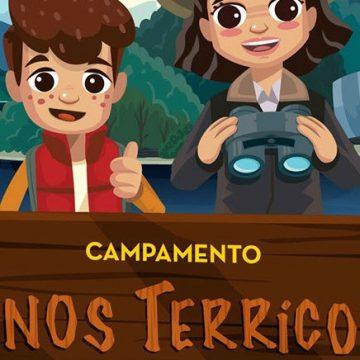 Tecnópolis, campamento, niños