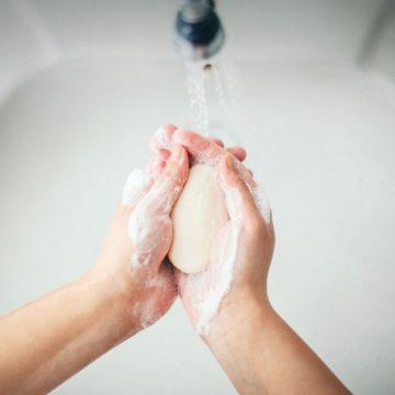 jabón, salud, bacterias, ecología
