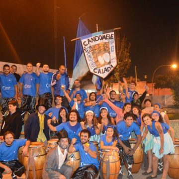 candombe, murga, festejo