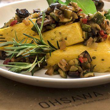Ohsawa, comida, vegetariano