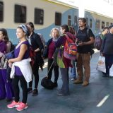 tren, Córdoba, turismo, Mar del Plata