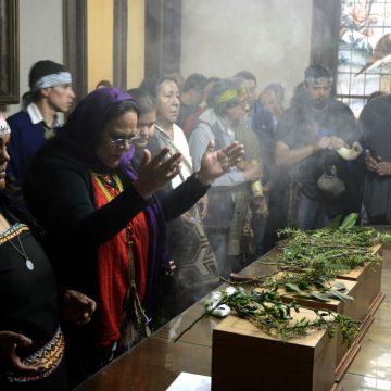 Mapuche, Trenque Lauquen, aborigen