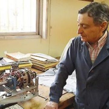 motor, invento, Rio Negro