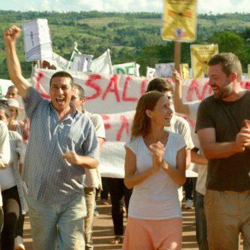 La Tierra Roja, cine, agrotóxicos