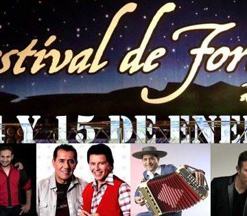 Festival de Fortines, Ranchos, folklore
