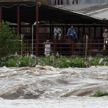 Arroyo Seco, Santa Fe, inundación