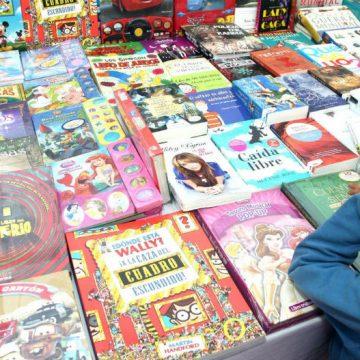 feria, libros, San Bernardo, cultura