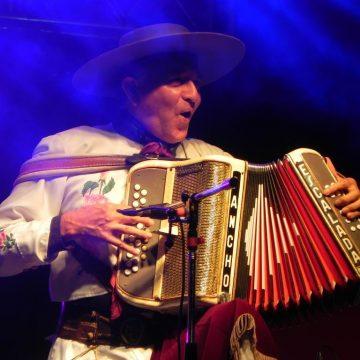 Pancho Escalada, chamamé, Ranchos, Festival de Fortines