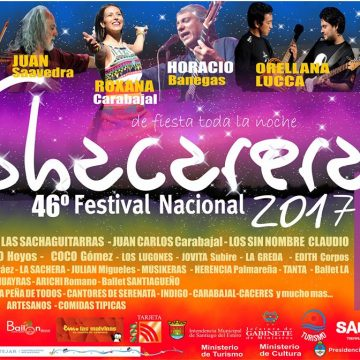 festival, chacarera, Santiago del Estero