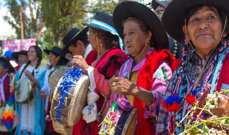 Amaicha del Valle, Tucumán, Pachamama, festival