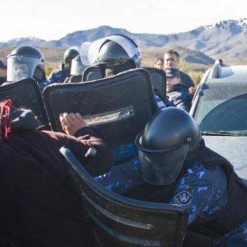 gendarmería, mapuches, Chubut