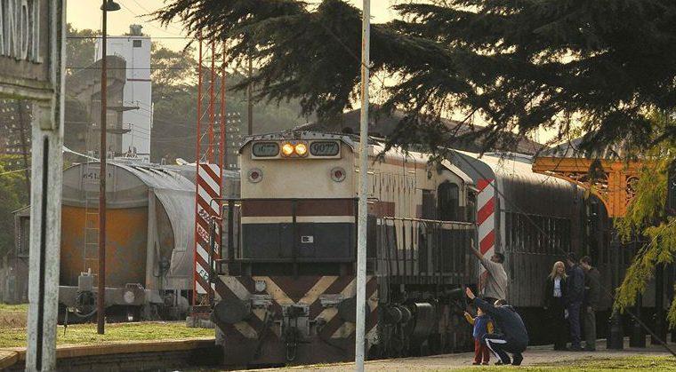 tren, ferrocarril, Buenos Aires