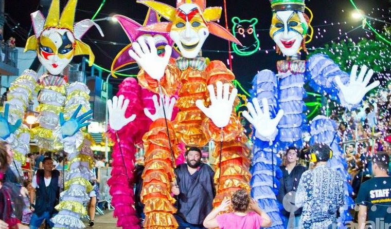 Lincoln, carnaval, murga, festival