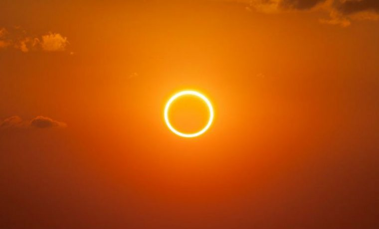 eclipse solar, astronomía, ciencia