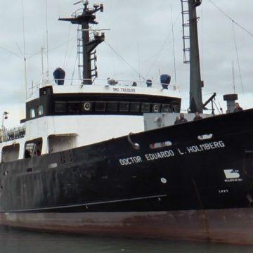 buque, Mar del Plata, pesca, ciencia
