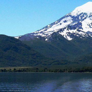 volcán Lanín, Neuquén, erupción